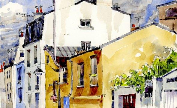 Le Quartier de la Mouzaia