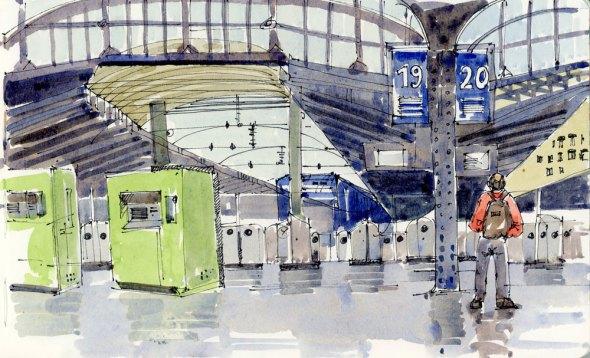 Platform 20