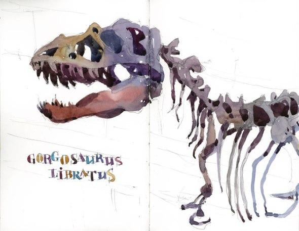 GorgosaurusII