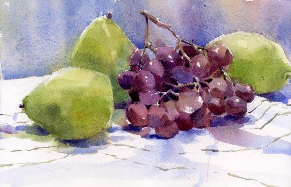 PearsAndGrapes