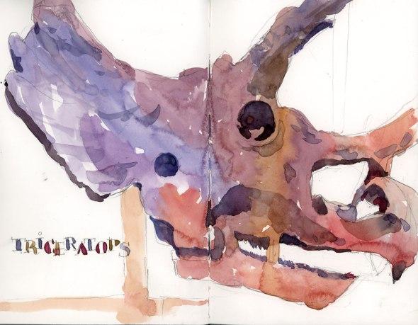TriceratopsII