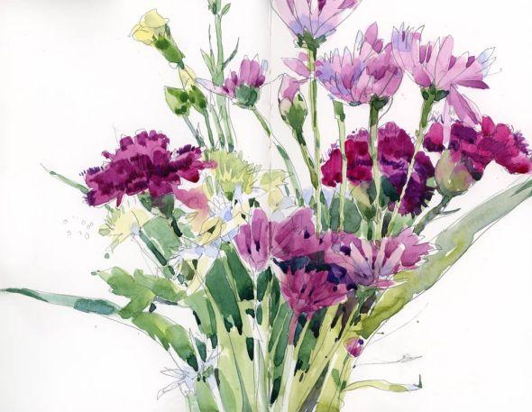 PurpleBouquet