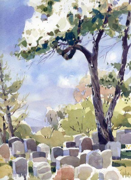 CemeteryinBloom