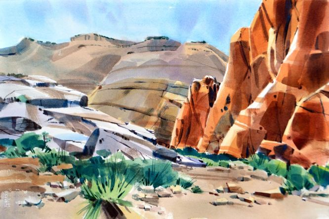 CapitolReefColours