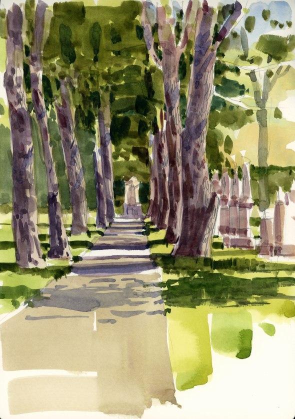 CemeteryLight