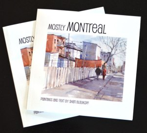Mostly Montreal Book