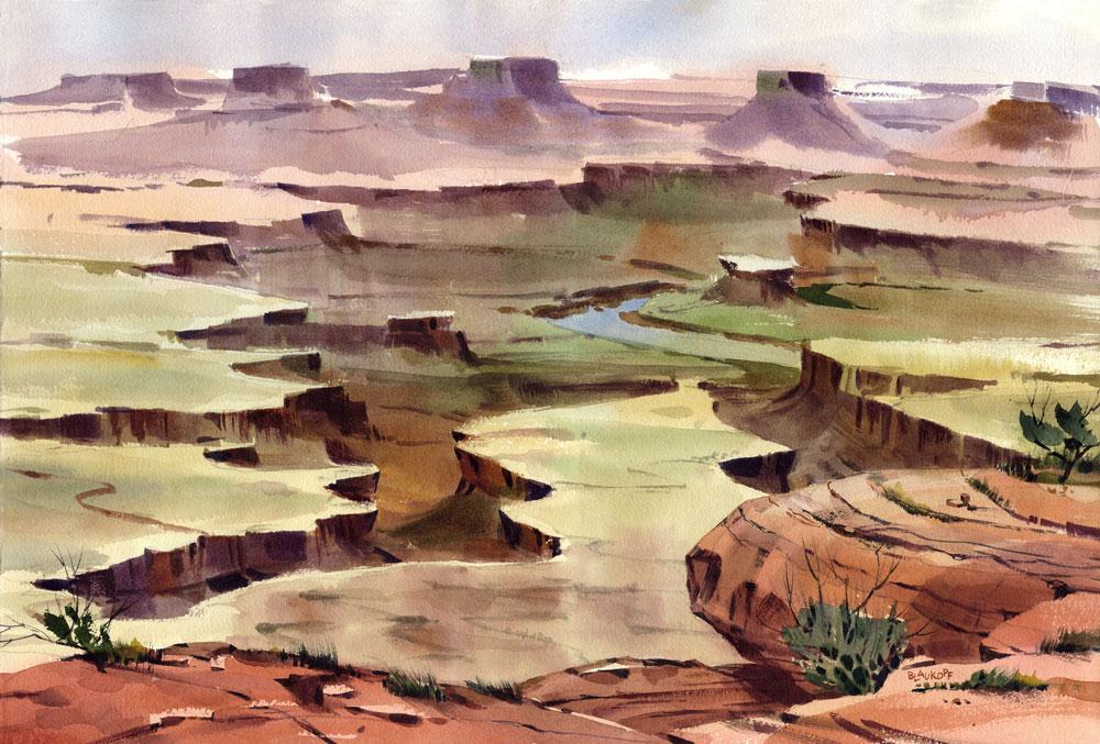 Canyonlands_GreenRiverOverlook