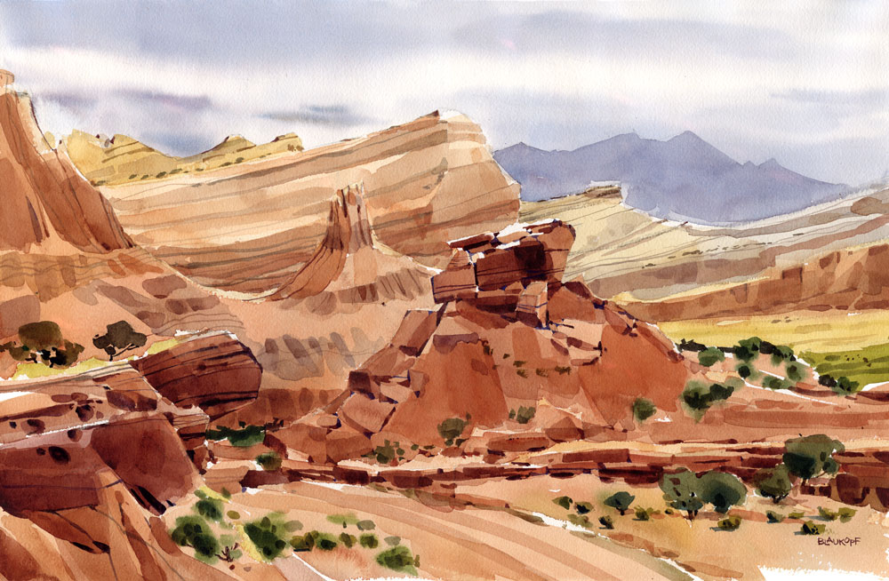 CapitolReef_WaterpocketFold