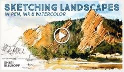 Sketching Landscapes