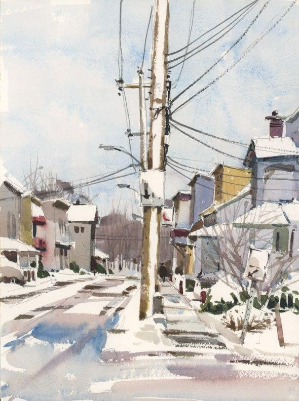 snowpole
