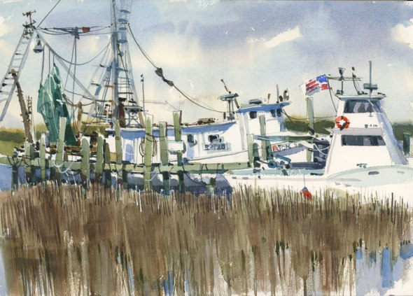 MarshBoats