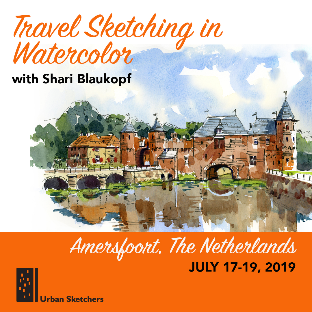 A workshop announcement: Amersfoort, The Netherlands