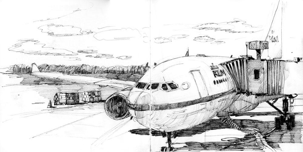 Airport drawings